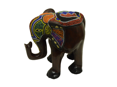 Beaded Walking Elephant