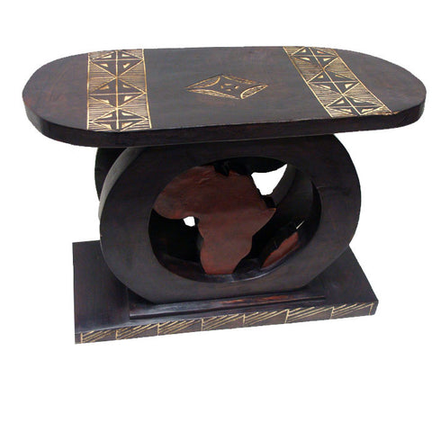Ashanti Royal Africa Stool