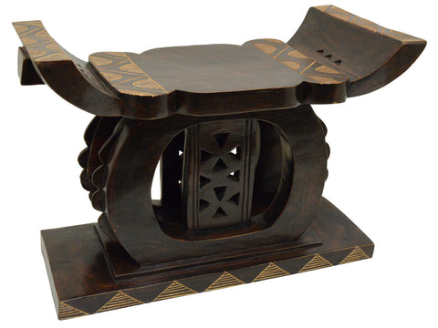 Ashanti Queen Mother Stool