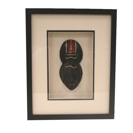 Wisdom Mask Shadow Box
