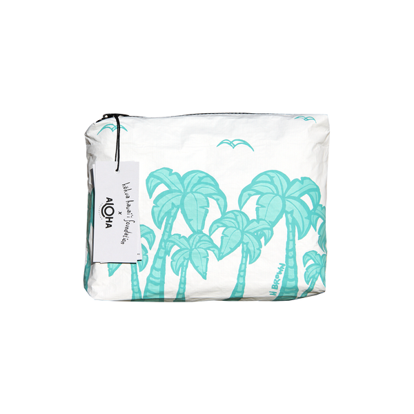 Plastic Free Hawaiʻi Aloha Collection Small Pouch