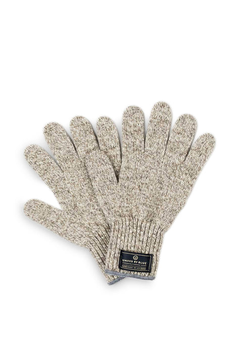 United by Blue - Ragg Wool Gloves - Oatmeal