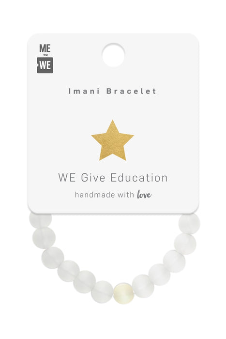 Imani Bracelet - Education