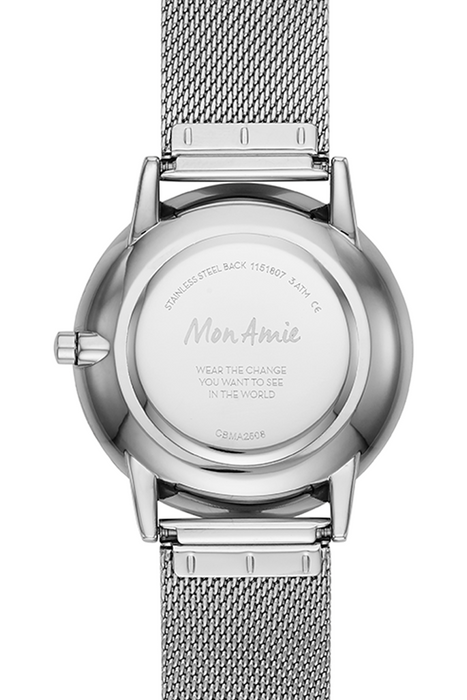 Mon Amie Watch and Bracelet Set - Stainless steel (Education)