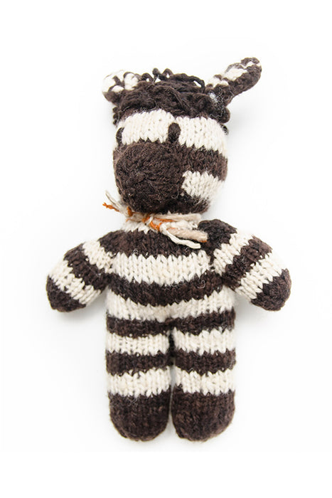 Kenana Knitters - Stuffed Zebra