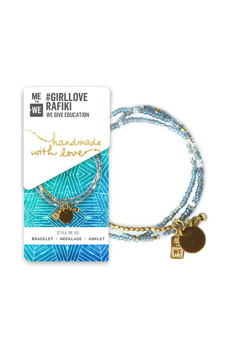 Lilly Singh Brass Paillette and Tassel Rafiki - #GirlLove
