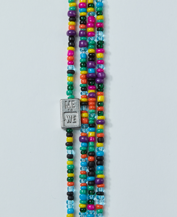 Never Stop Doing Rafiki Bracelet