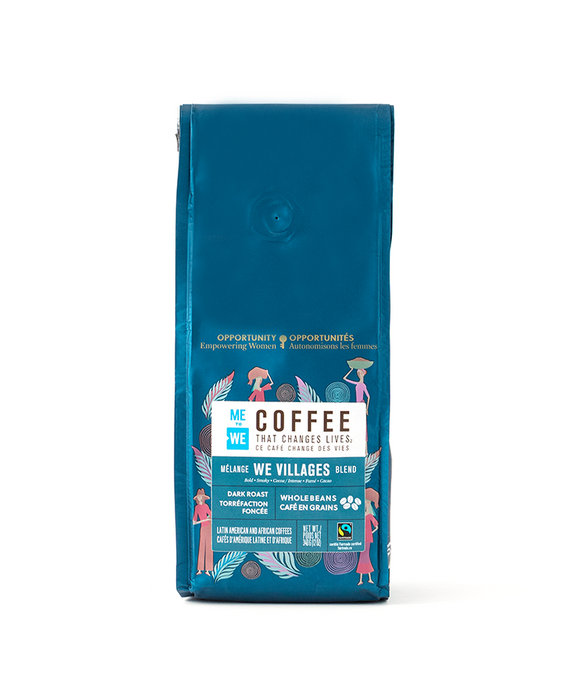 ME to WE Coffee That Changes Lives™ – WE Villages Dark Roast