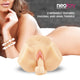 Neojoy Karly Sexpuppe TPE Realistischer Hintern & Vagina - Medium 7 Kg