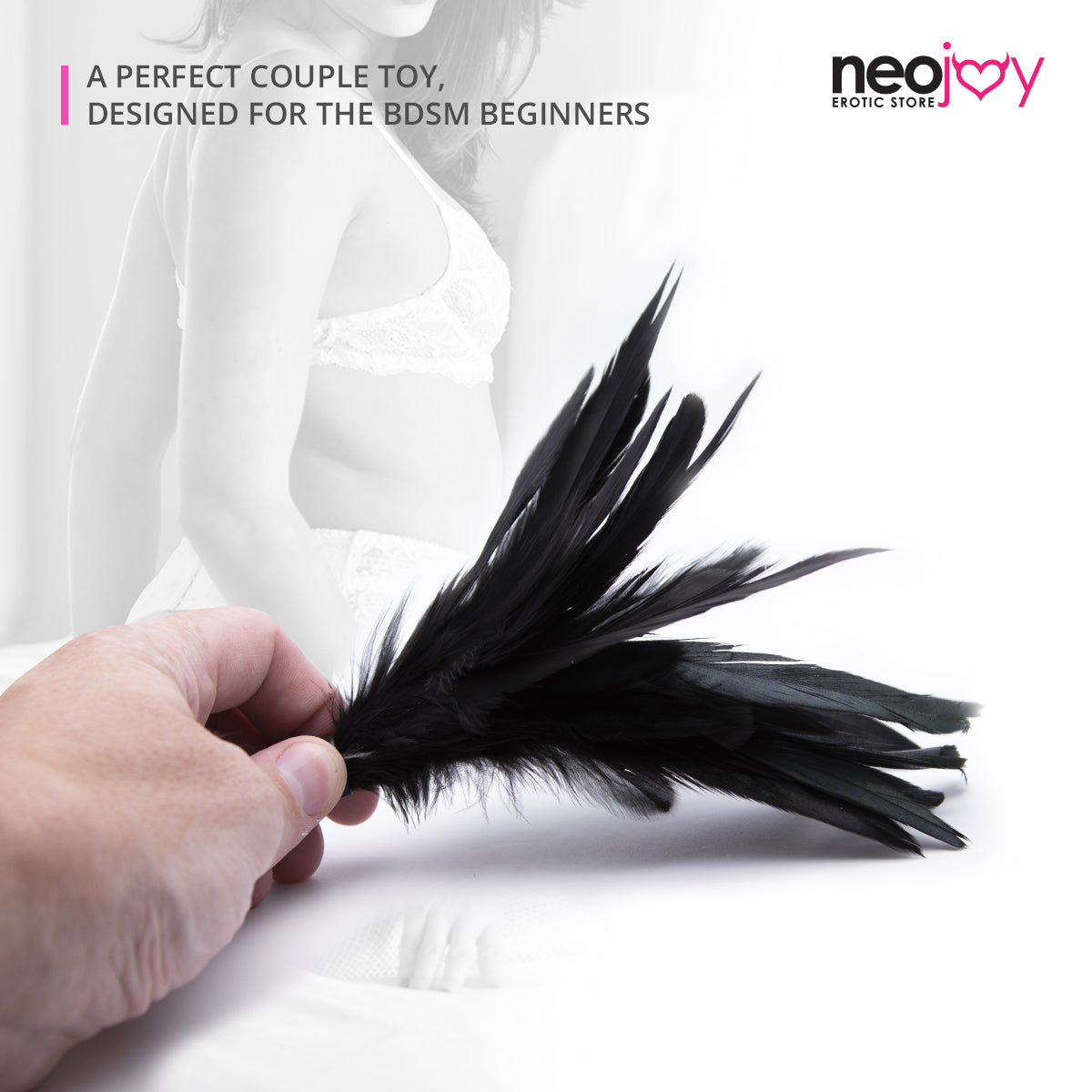 Neojoy Feather Tickler
