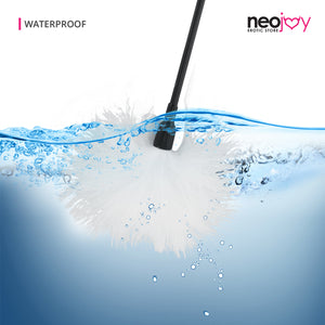 Neojoy Feather White Tickler - Weiß 36 cm - 38 cm