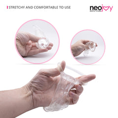 Neojoy Penis Enlarger - Clear