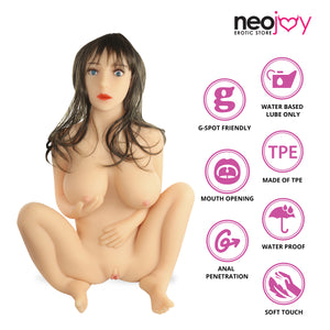 Neojoy Cowgirl Doll