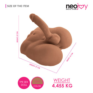 Neojoy Adonis Dong (Brown)