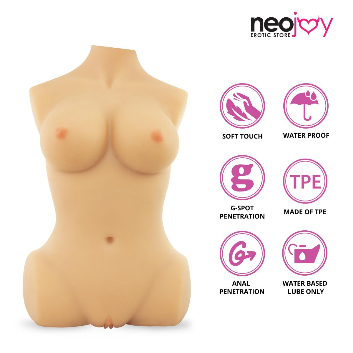 Neojoy Flesh Lady Doll