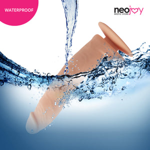 Neojoy Bigshot Silicon Flesh Realistic Dildo With Suction Cup 15.5cm - 6.1 inch 151062+154127