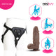 Neojoy - Big Bad Boy Dildo - Brown 152937+154127