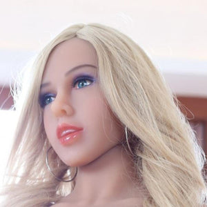 Neodoll Girlfriend Vanessa Kopf - Sex Doll Kopf - M16 kompatibel - Braunen