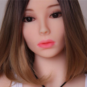 Neodoll Finest Doll - Sex-Puppe Haare - 11 Brown