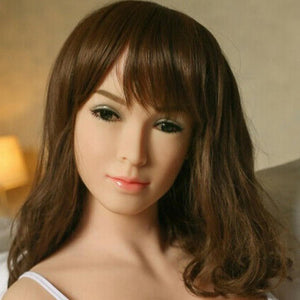 Neodoll Finest Doll - Sex-Puppe Haare - D1 Brown