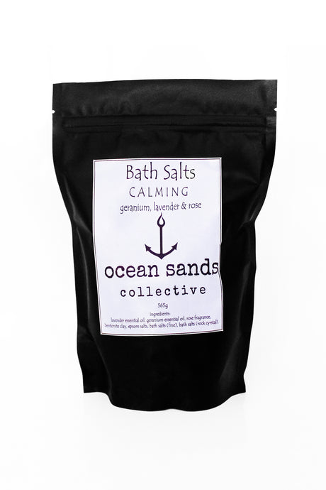 Bath Salt - Calming