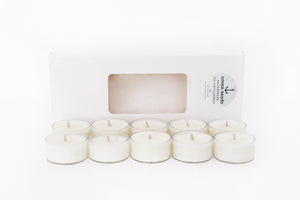 Scented Tea Lights - 10pk