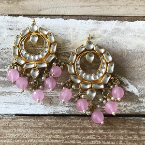 SIMI PAACHI KUNDAN EARRINGS