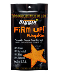 Diggin Your Dog Firm Up! Pumpkin Super Supplement