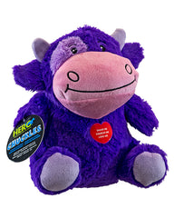 Hero Chuckle Plush Animal Dog Toy