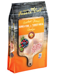 Fussie Cat Market Fresh Guineafowl & Turkey Meal Dry Cat Food