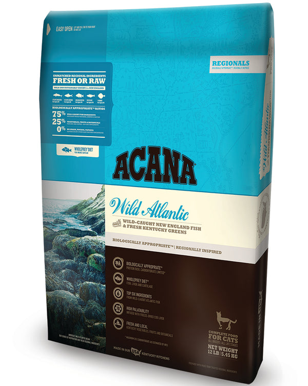 Acana Regionals Wild Atlantic Dry Cat Food