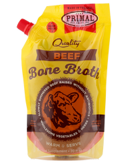 Primal Frozen Beef Bone Broth