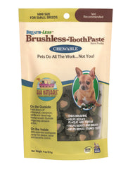 Ark Naturals Brushless-Toothpaste Chewables