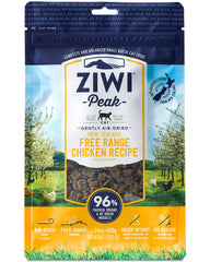 Ziwi Peak Chicken Air Dried Cat Food 14 oz
