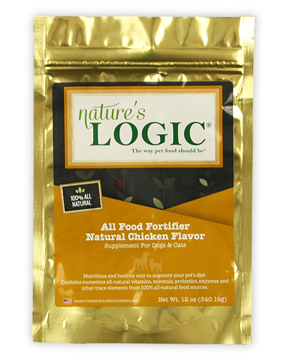 Nature's Logic All Food Fortifier Supplement