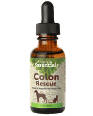 Animals Essentials Colon Rescue Supplement for Dogs and Cats