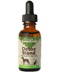Animal Essentials Detox Blend Supplement for Dogs and Cats