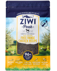Ziwi Peak Chicken Air Dried Dog Food 2.2lb
