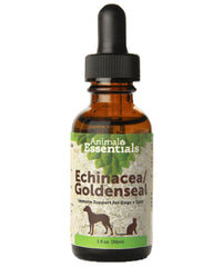 Animal Essentials Echinacea/Goldenseal Supplement for Dogs and Cats