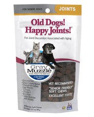 Ark Naturals Old Dogs! Happy Joints! Senior Soft Chews