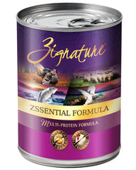 Zignature  Zssential Canned Food 13oz
