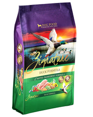 Zignature Duck Dry Dog Food