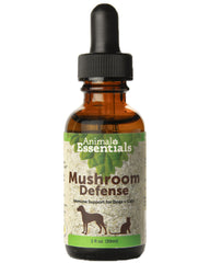 Animal Essentials Mushroom Defense Supplement for Dogs and Cats
