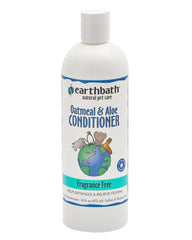 EarthBath Fragrance-Free Oatmeal & Aloe Conditioner 16oz