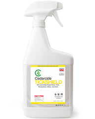 Cedarcide Tickshield Natural Extra Strength Insect Spray 32 FL OZ