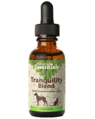 Animal Essentials Tranquility Blend Supplement for Dogs and Cats