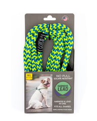 Medium/Large No Pull Harness & Lead In-One