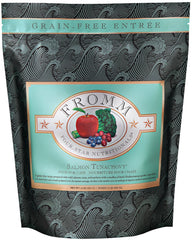 Fromm Grain-Free Salmon Tunachovy Dry Cat Food