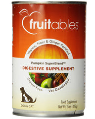 Fruitables Pumpkin SuperBlend Digestive Supplement