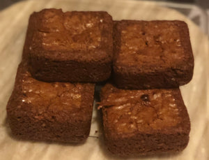 Gluten and dairy free brownies